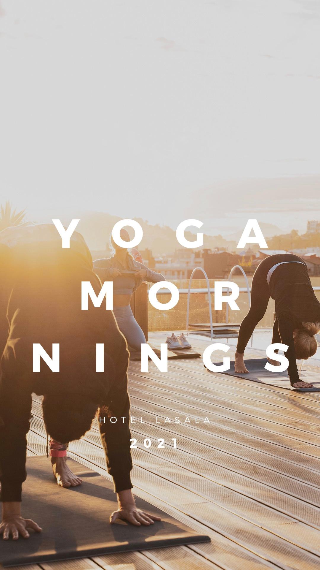 Yoga Mornings 2021